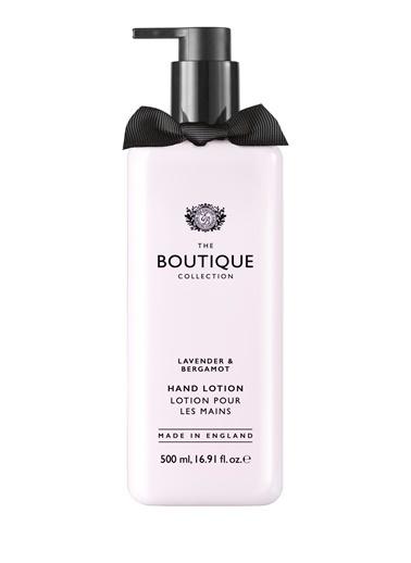Boutique Boutique Lavender & Bergamot El Kremi 500 Ml Renksiz